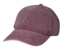 Cameo Sports CS-74 Pigment-Dyed Washed Cotton Cap, 100% cotton