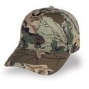Cameo sports CS-86B 6 panel Medium Leaf Camo Cap