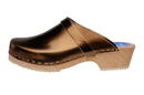 Cape Clogs 1321343 Solid Plain, Bronze