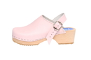 Cape Clogs 1322016 Solid Plain, Solid Pink