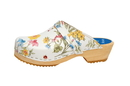 Cape Clogs 1322184 Flower Patterns, Spring Bouquet