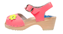 Cape Clogs 1330043 Children/Toddler, Punch Pink