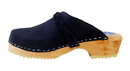 Cape Clogs 1926006 Suedes, Blue Suede