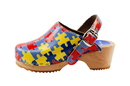 Cape Clogs 2001747 Personality Patterns, Autism