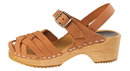 Cape Clogs 2102008 Children/Toddler, Bambi Cognac Kids