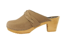 Cape Clogs 3121514 Dala Mocha