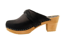 Cape Clogs 3121517 Dala Black
