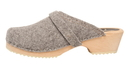 Cape Clogs 6223040 wooly, Grey Wooly