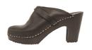 Cape Clogs 62232016 PICA PICA High Heels, Selma Black