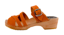 Cape Clogs 6223555 Pia Orange Sandal, PICA PICA High Heels