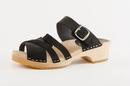 Cape Clogs 6223777 PIA Black Sandal