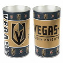 Vegas Golden Knights Waste Basket 15 Inch