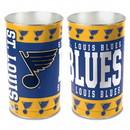 St. Louis Blues Wastebasket 15 Inch