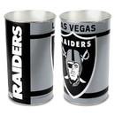 Las Vegas Raiders Wastebasket 15 Inch