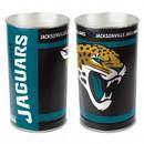 Jacksonville Jaguars Waste Basket 15 Inch