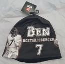 Pittsburgh Steelers Beanie Heavyweight Ben Roethlisberger Design