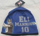 New York Giants Beanie Heavyweight Eli Manning Design