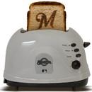 Milwaukee Brewers Toaster - Gray