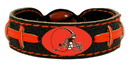 Cleveland Browns Team Color NFL Football Bracelet