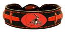 Cleveland Browns Team Color NFL Football Bracelet