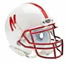 Nebraska Cornhuskers Schutt Mini Helmet