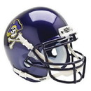 East Carolina Pirates Helmet Schutt Replica Mini Special Order
