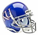 Kansas Jayhawks Schutt Mini Helmet