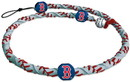 Boston Red Sox Necklace Frozen Rope Reflective