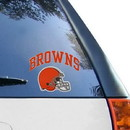 Cleveland Browns Decal 6x6 All Surface