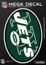 New York Jets Decal 5x7 Mega