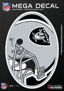 Oakland Raiders Decal 5x7 Mega