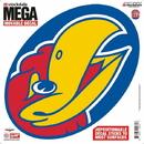 Kansas Jayhawks Decal 12x12 Mega