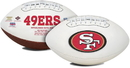 San Francisco 49ers Football Full Size Embroidered Signature Series