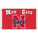 Nebraska Cornhuskers 3'x5' - Man Cave