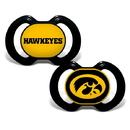 Iowa Hawkeyes Pacifier - 2 Pack
