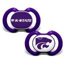 Kansas State Wildcats Pacifier 2 Pack
