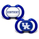 Kentucky Wildcats Pacifier 2 Pack