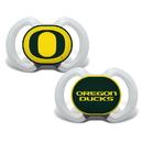Oregon Ducks Pacifier 2 Pack