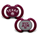 Texas A&M Aggies Pacifier 2 Pack