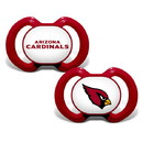 Arizona Cardinals Pacifier 2 Pack