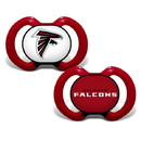 Atlanta Falcons Pacifier 2 Pack