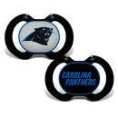 Carolina Panthers Pacifier 2 Pack