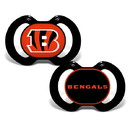 Cincinnati Bengals Pacifier 2 Pack