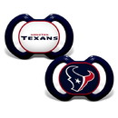 Houston Texans Pacifier 2 Pack
