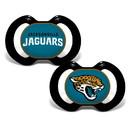 Jacksonville Jaguars Pacifier 2 Pack