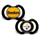 Pittsburgh Steelers Pacifier 2 Pack