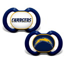 Los Angeles Chargers Pacifier 2 Pack