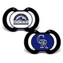 Colorado Rockies Pacifier 2 Pack