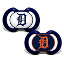 Detroit Tigers Pacifier 2 Pack Special Order
