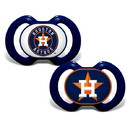 Houston Astros Pacifier 2 Pack